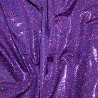 Трикотаж Масло напыление фиолетовый