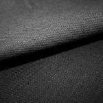Ткань диагональ 3080кр чер.85 см